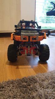 Lego Technic Monstertruck 4X4 9398