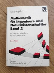 Buch Papula Mathematik für Ingenieure