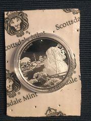 Münze Silber