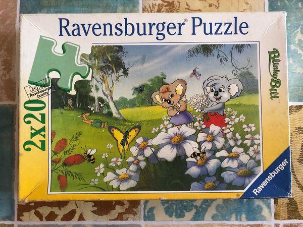 Ravensburger Puzzle 2 Motive a