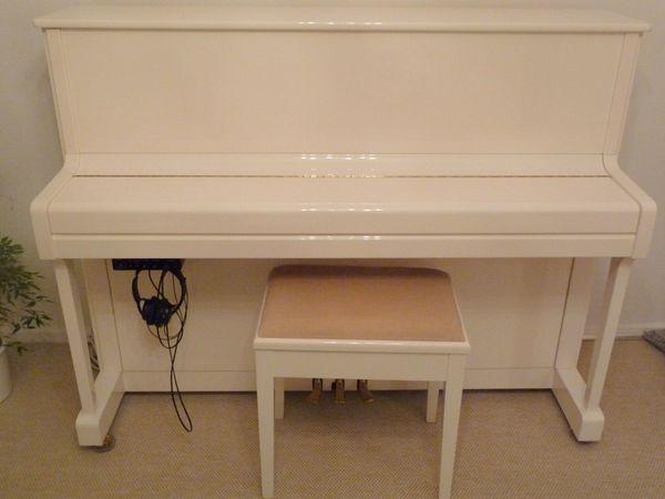 Klavier Yamaha Silent Piano P116