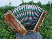 Steirische Harmonika BERGMANN