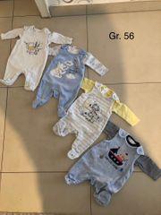 Newborn Baby Strampler gr 56