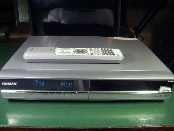 Humax iPDR-9800 DE 160 GB