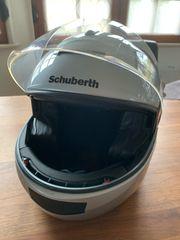 Motorradhelm Schuberth C2 mit eingebauter