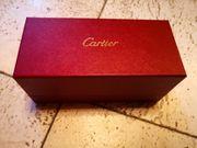 Originales Cartier Etui für Brillen