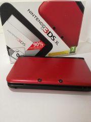 Nintendo 3DS XL 7 Spiele