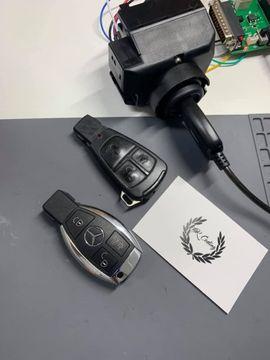 Dienstleistungen, Service gewerblich - Mercedes Zündschloss EZS Reparatur w203