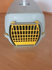 Hundebox Transportbox Tierbox Flug Skipper