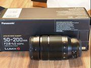 PANASONIC LEICA DG 50-200 mm