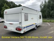 Bürstner Ventana 500 TS Neueres