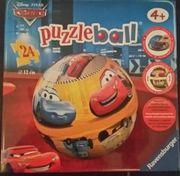 Puzzleball Cars Lightning Mcqueen RAR