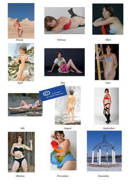 Sonstige Erotikartikel - Kalender 2022 Erotikkalender A4 und