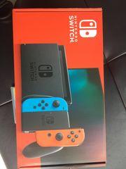 Nintendo Switch mit 2 Spielen -
