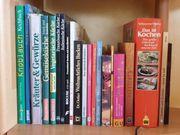 Diverse Kochbücher - Backen - Grillen - Vegetarisch