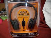 Multimedia Stereo Headset