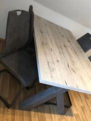 -Reserviert- Esstisch mit stühlen