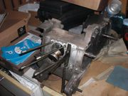 4-Takt GY6 10zoll Motor und