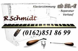 Bild 4 - Klavierstimmer Klavier Flügel Reparatur Stimmung - Berlin Prenzlauer Berg
