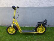 Kinderroller Puky gelb