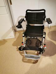 Klappbarer E-Rollstuhl Moving Star 102