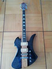 E-Gitarre B C Rich Mockingbird