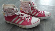 Adidas Neo Pink Sneaker Gr