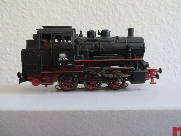 Märklin H0 Dampflokomotive BR 89