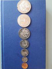 Münzsammlung Barbados 1974