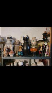 Fat Lava WGP Keramik Vase