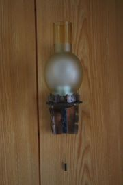 Wandlampe Retro Vintage