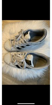Gern getragene Adidas Superstar