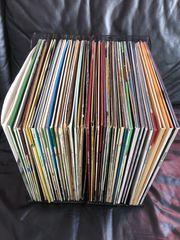 Langspielplatten Schallplatten