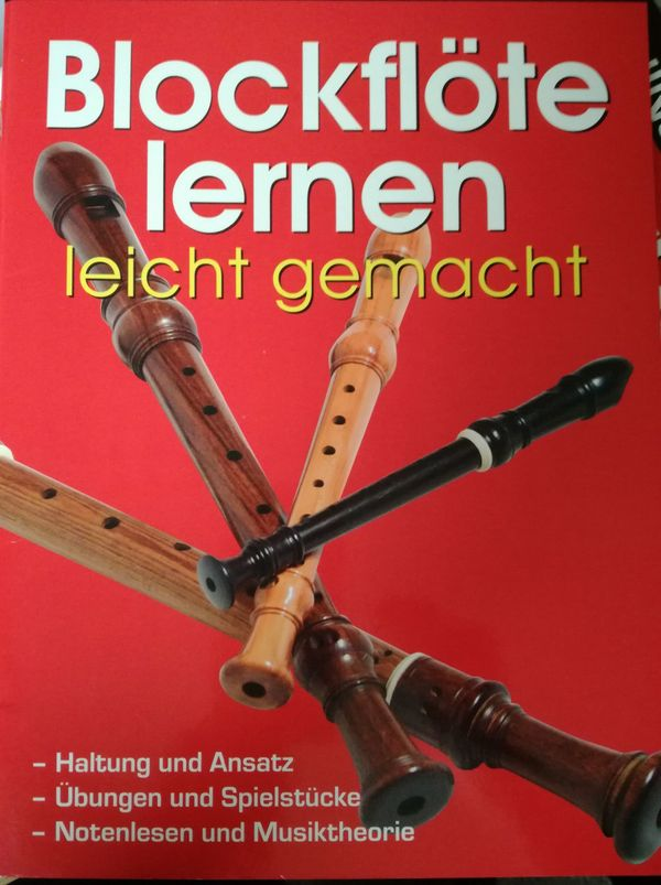 Flöte Flötenschule Blockflötenschule Querflöte Noten