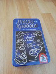 Neues unbenutztes Metall-Knobelei von Schmidt