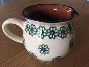 Bunzlauer Keramik Milch-Kännchen 5 00