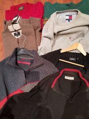 7 Stück höchstwertige Pullover für