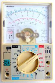 Universum Analog Multimeter Multi-Tester SK302