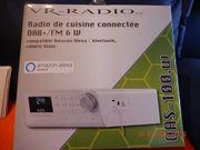 Küchen-Unterbau-Radio