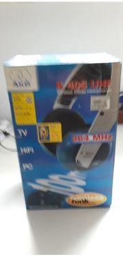 1 Funk-Kopfhörer K 405 von