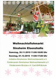 Flohmarkt Elsenzhalle Sinsheim