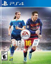 Playstation 4 Spiel FIFA 16