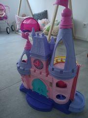 Little People - Prinzessinnen-Schloß von FisherPrice