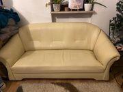 Gut gepflegte Couch abzugeben