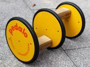 Original PEDALO 2er - gelber Pedaloroller