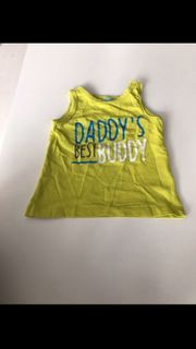 Baby tank top Shirt mit