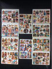 Bravo Stickers