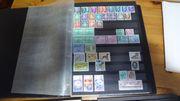 Briefmarken 4 Briefmarkenalben voll 50er-1996