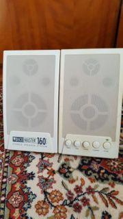 stereo speaker system voice master