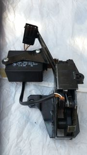 Stellmotor Heckscheibenschloss mit Schlosshalterung